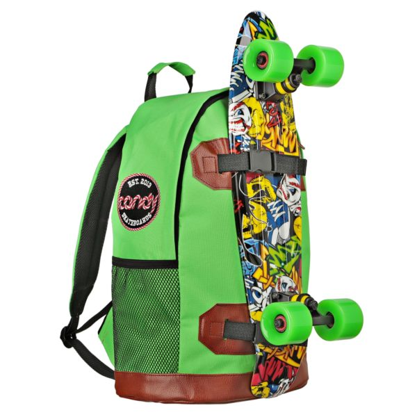 Рюкзак Candy Backpack Green