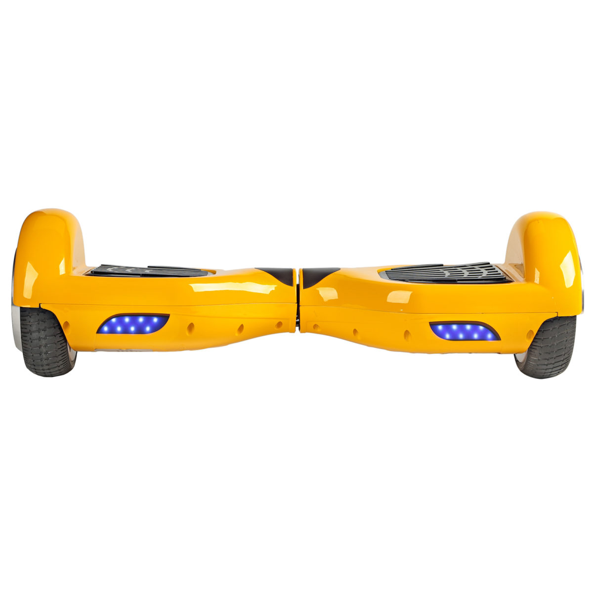 "Гироборд Candy wheels 6.5"" MUSIC Yellow"