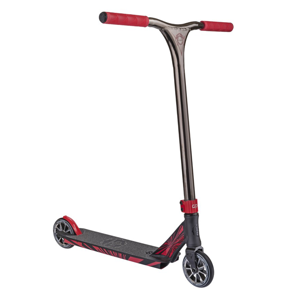 Трюковой Самокат Crisp Scooters Ultima 4.8 Satin Black/Black Chrome