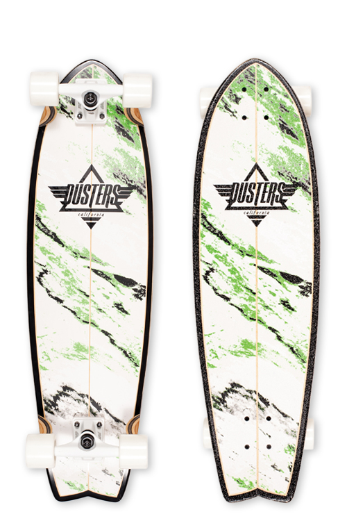 "Круизер DUSTERS KOSHER Glow In The Dark 33"" FA16-4"