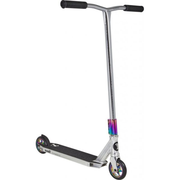 "Трюковой самокат Flavor Essence 4.5"" V2 Pro Scooter Chrome Neo-3"