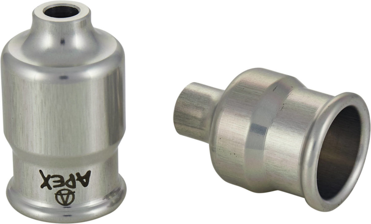 Apex Coopegs Pro Scooter Peg (Silver)