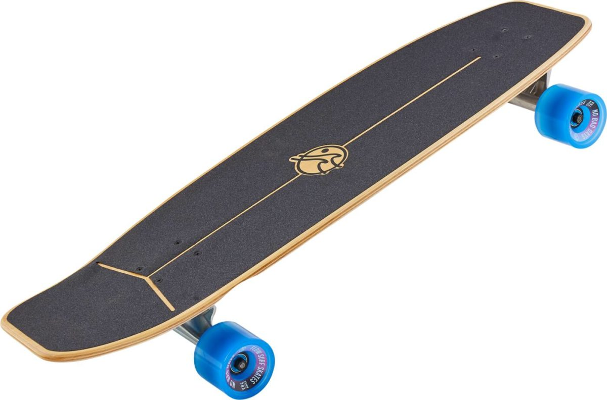 "Сёрф скейт Flow Wedge Surfskate (32"" - Blue)-3"