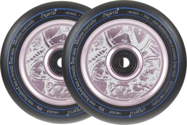Колеса North Vacant V2 Pro Scooter Wheels 2-Pack (110mm Rose Gold)