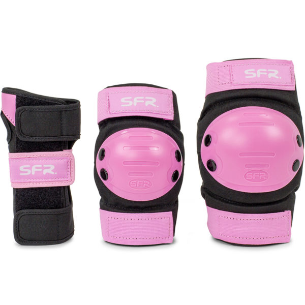 Комплект защиты SFR Ramp Jr black/pink