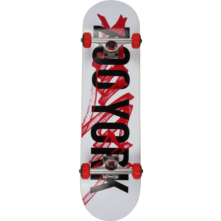 "Скейтборд Zoo York Logo Skateboard (8.125"" - Detention)"