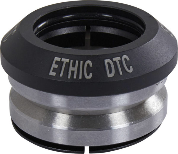 Ethic DTC Integrated Headset Black