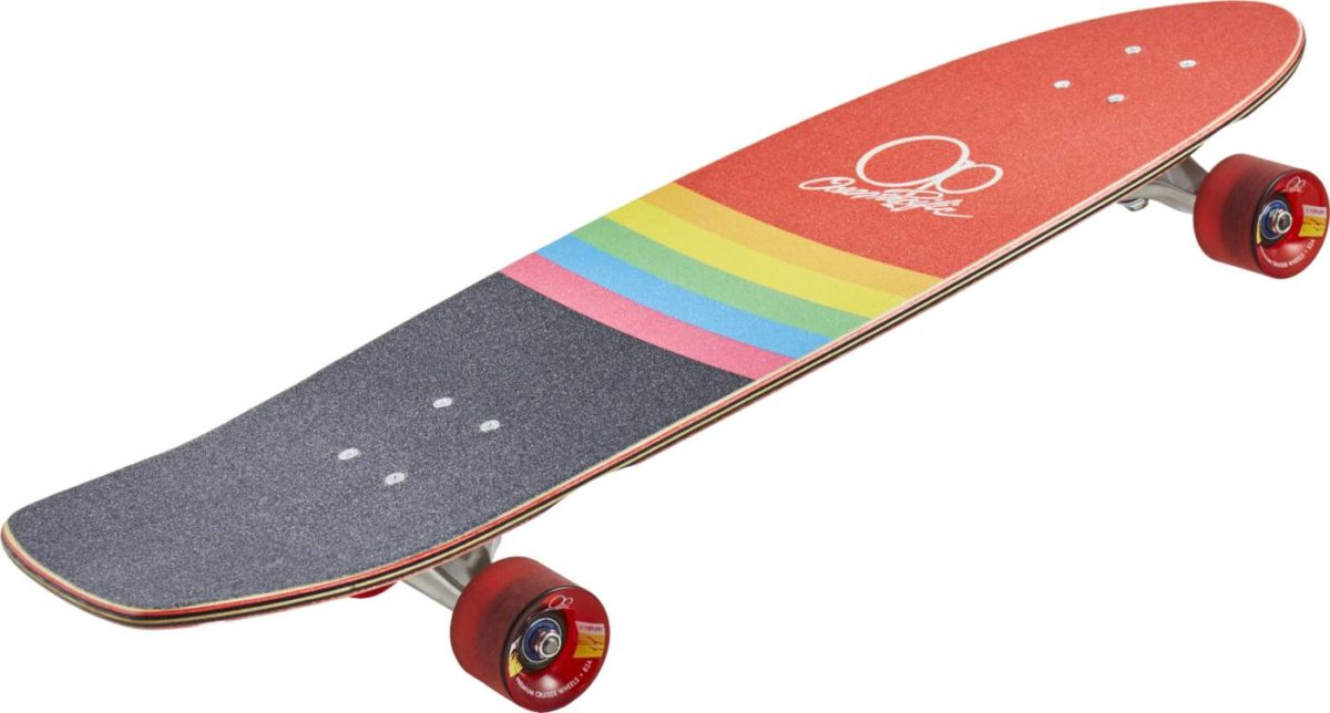 "Скейт круизер Ocean Pacific Cruiser Skateboard 30"" Sunset -3"