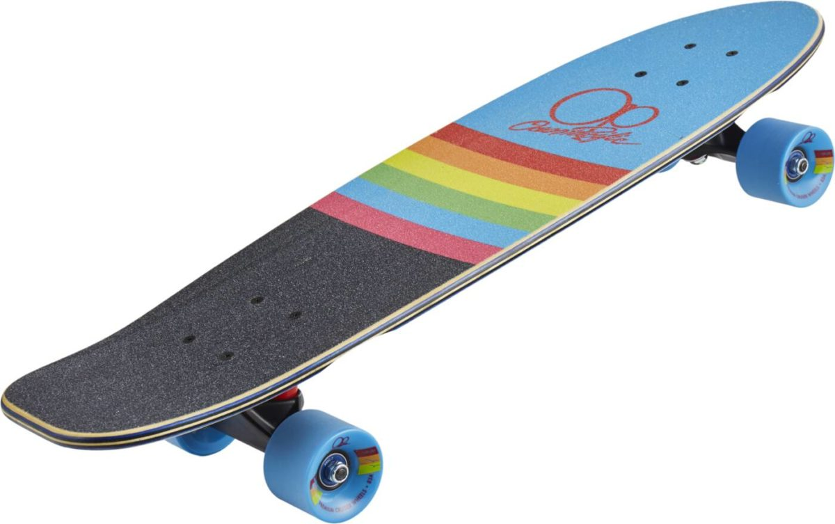 "Скейт круизер Ocean Pacific Cruiser Skateboard 27"" Sunset-3"