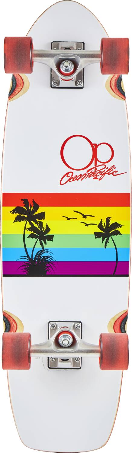 "Скейт круизер Ocean Pacific Cruiser Skateboard 30"" Sunset"