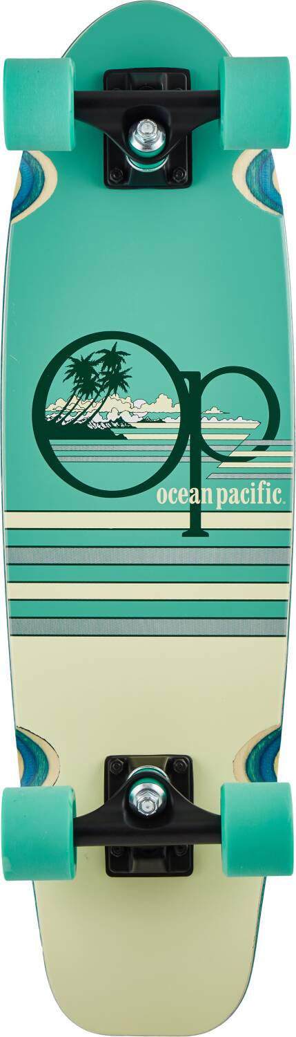 "Ocean Pacific Cruiser Skateboard 27"" Offshore"