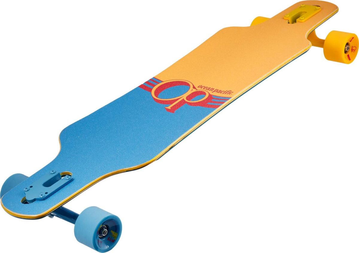 "Лонгборд Ocean Pacific Drop Through Complete Longboard Makai 39"" -3"