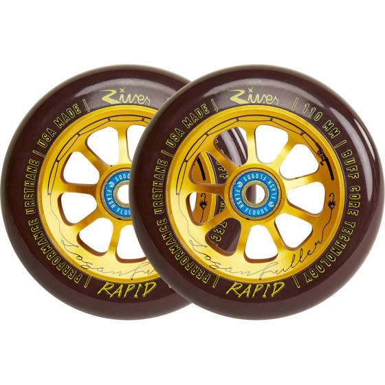 Колеса River Rapid Logan Fuller Pro Scooter Wheel 110mm