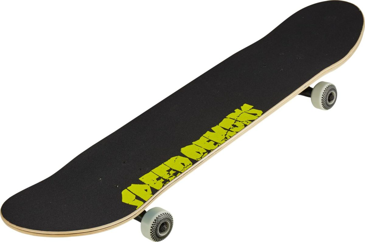Скейтборд Speed Demons Gang Complete Skateboard 8,25 Krook-2