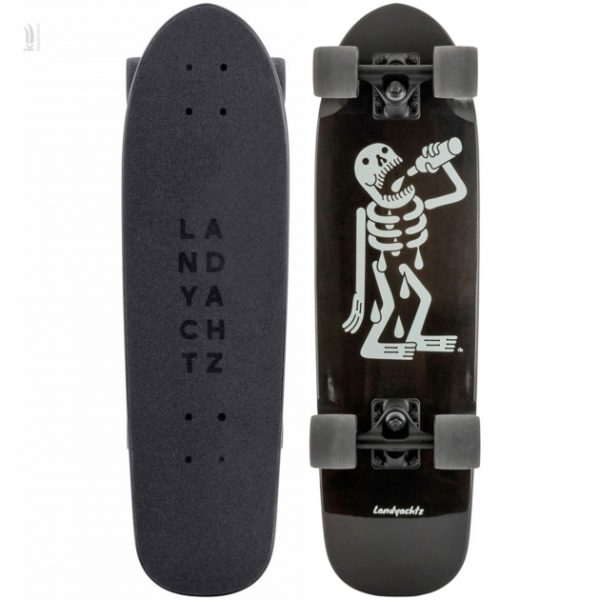 Скейт круизер Landyachtz Dinghy Skeleton