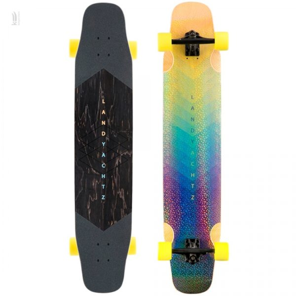 Лонгборд Landyachtz Holofoil Stratus Faction 46