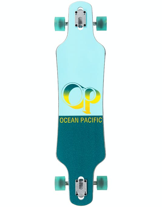"Лонгборд Ocean Pacific Drop Through Complete Longboard (39"" Point)-2"