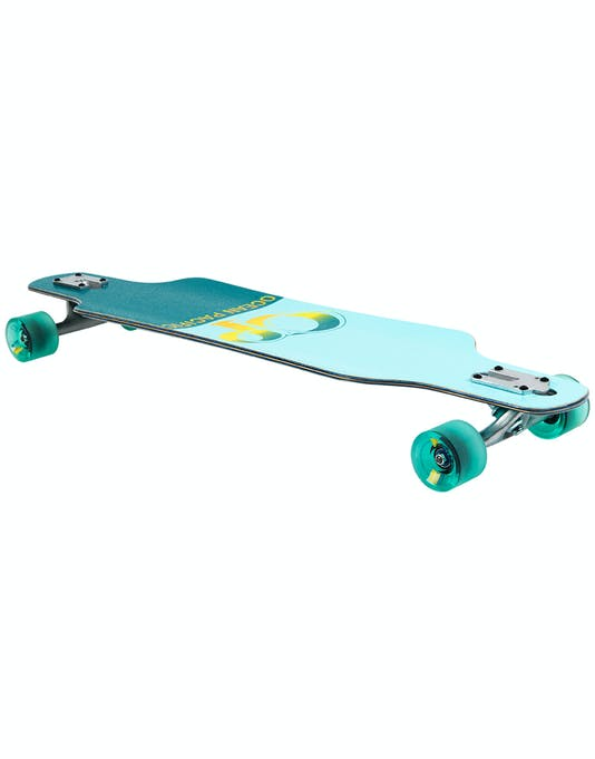 "Лонгборд Ocean Pacific Drop Through Complete Longboard (39"" Point)-3"