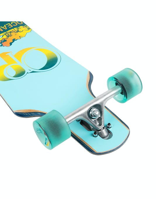 "Лонгборд Ocean Pacific Drop Through Complete Longboard (39"" Point)-4"
