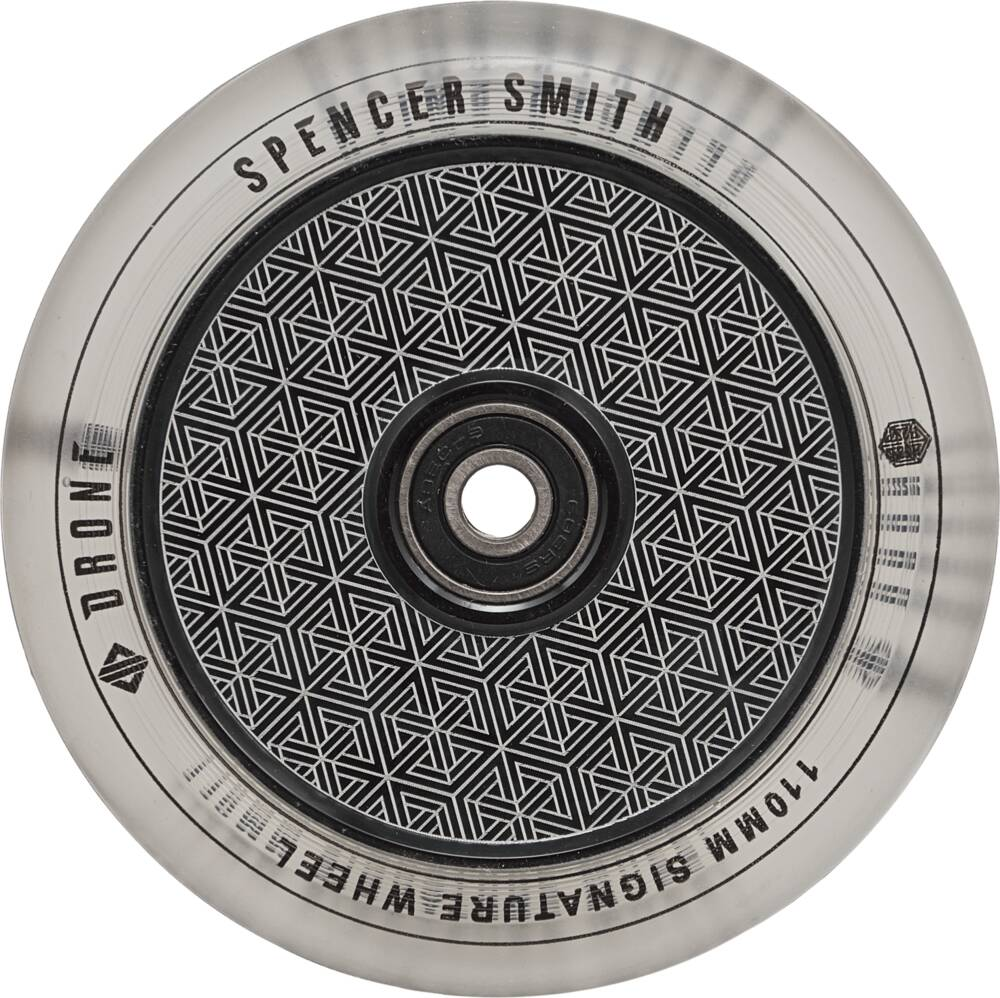 Колеса Drone Spencer Smith Pro Scooter Wheel (110mm, Clear)