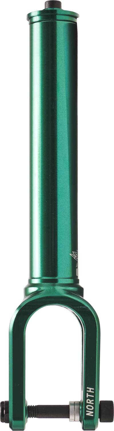 Вилка North Amber Pro Scooter Fork (30mm, Forest Green)
