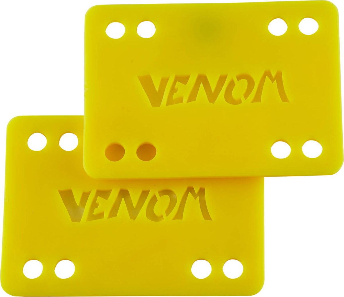 "Подкладки Venom 1/8"" Risers 2 Pack (Yellow)"