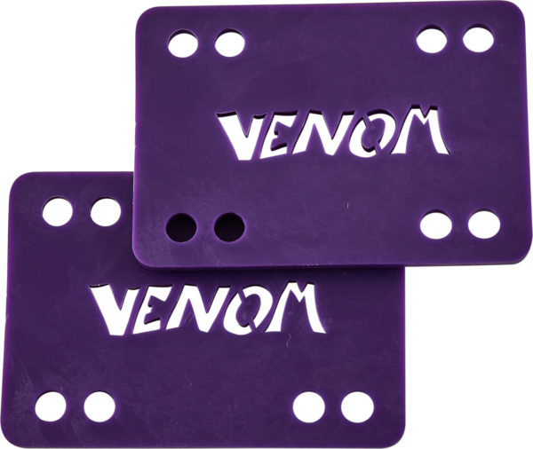"Подкладки Venom 1/8"" Risers 2 Pack (Purple)"