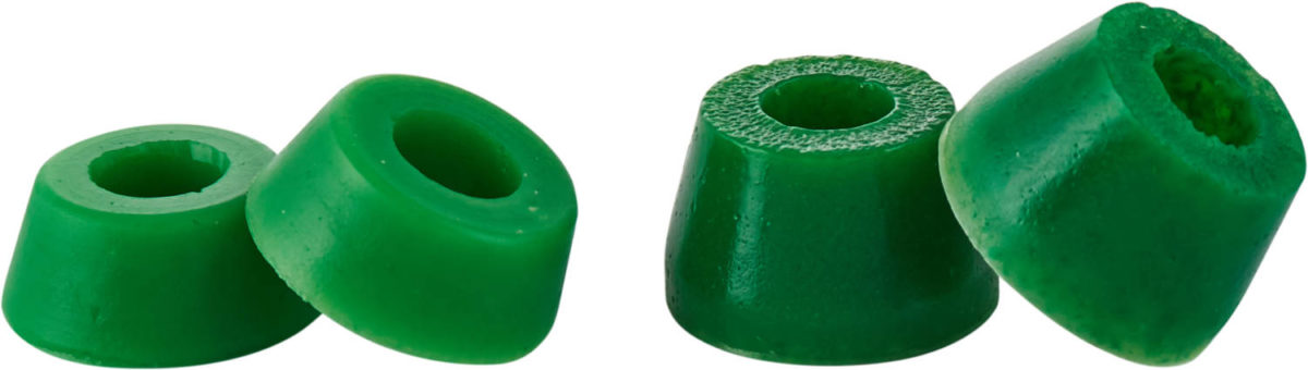 Бушинги Venom Venom Street Bushings Set of 4 (Green, 93A)