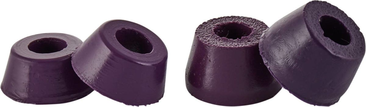 Бушинги Venom Street Bushings Set of 4 (Purple, 87A)