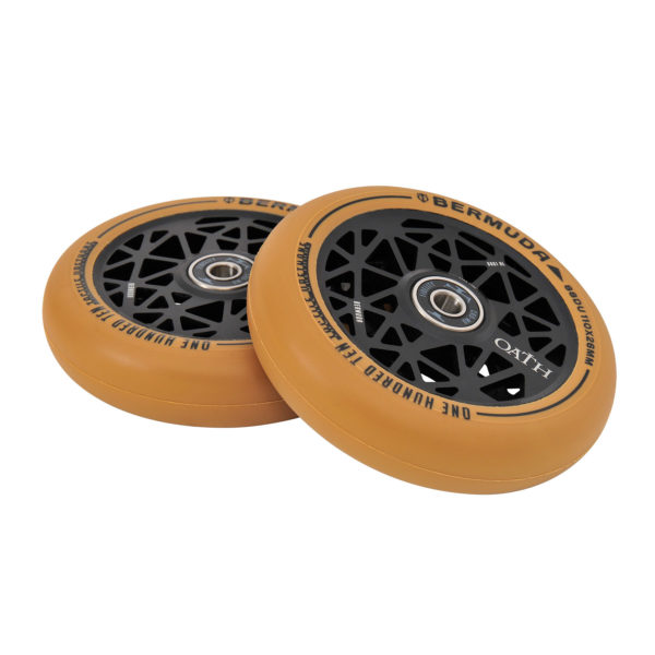 Колеса OATH WHEELS BERMUDA 120MM BLACK/GUM