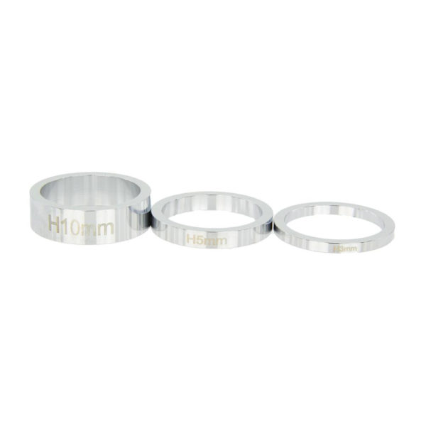 Проставки BLUNT BAR SPACERS PACK CHROME