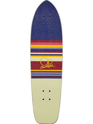 "Скейт круизер Ocean Pacific Cruiser Skateboard (31"", Swell) -2"
