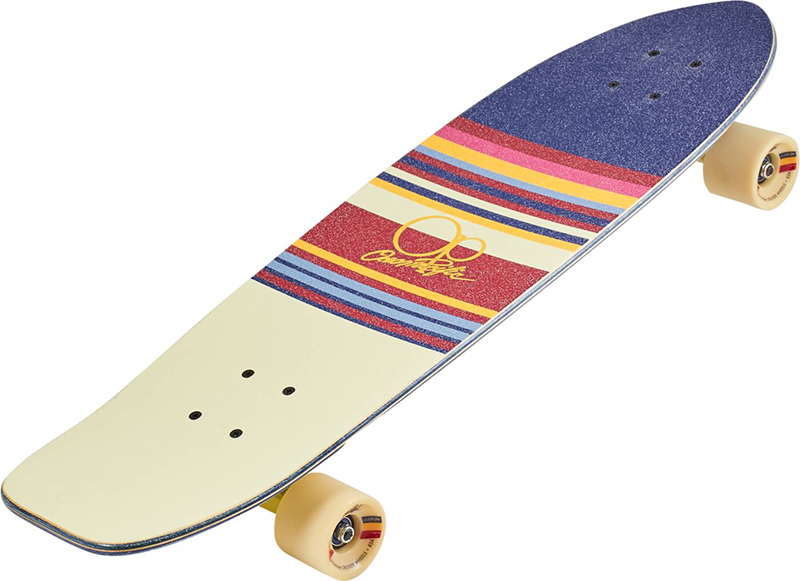 "Скейт круизер Ocean Pacific Cruiser Skateboard (31"", Swell) -3"