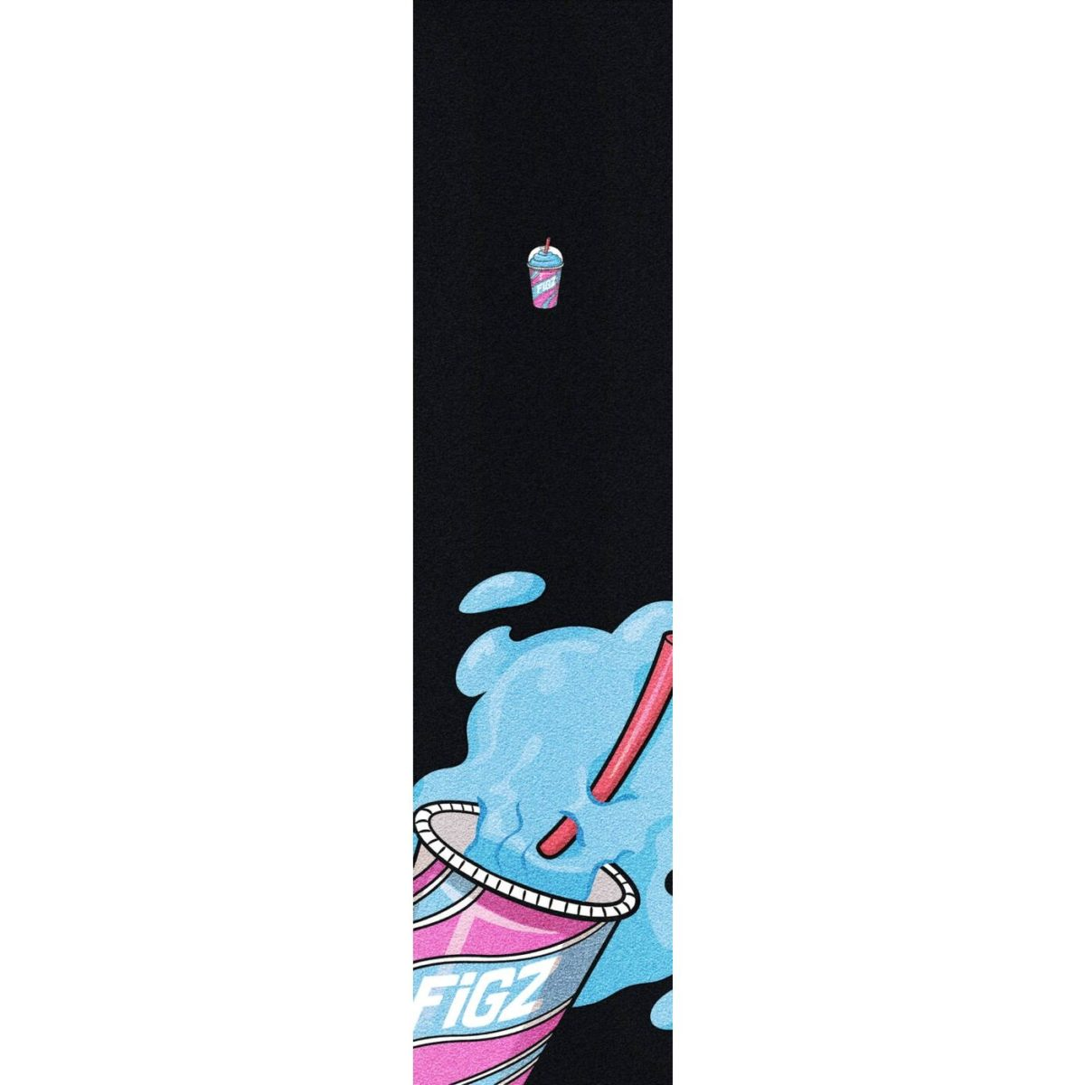 Наждак Figz XL Pro Scooter Grip Tape (Slurpee)