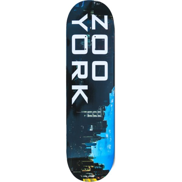 "Скейтборд дека Zoo York Skateboard Deck (8"" - Bowery)"