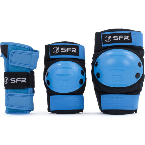 Комплект защиты SFR Ramp Jr black/blue