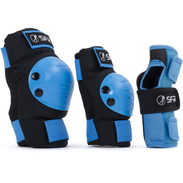 Комплект защиты SFR Ramp Jr black/blue-2