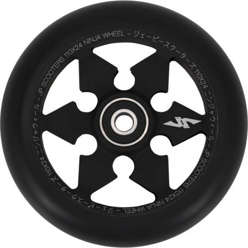 Колеса JP Ninja 6-Spoke Black 110mm