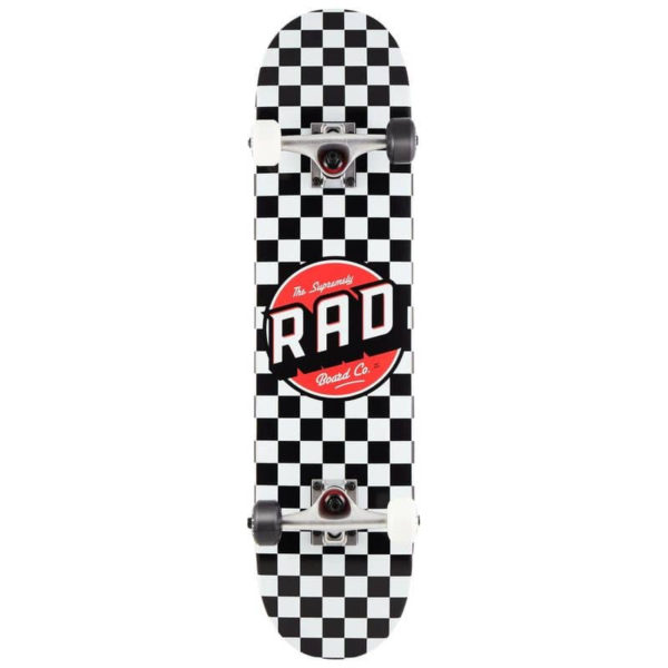 "Скейтборд RAD Dude Crew (8"", Checkers)"