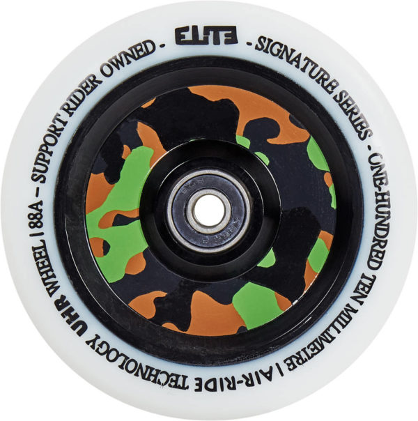 Колеса Elite Air Ride Camo (125mm, White)