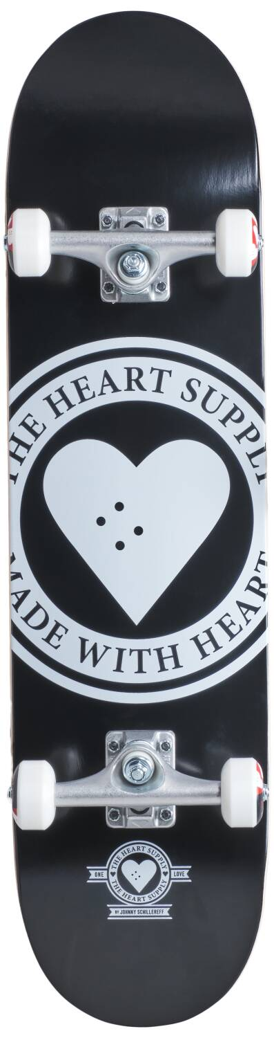 "Скейтборд Heart Supply Logo (7,75"" Badge)"