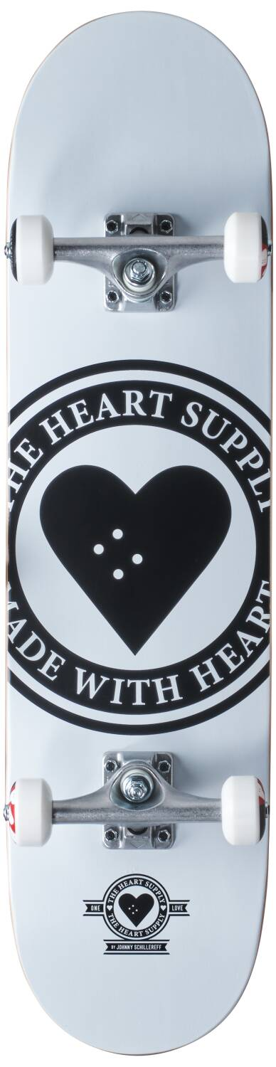 "Скейтборд Heart Supply Logo (8"" Badge)"