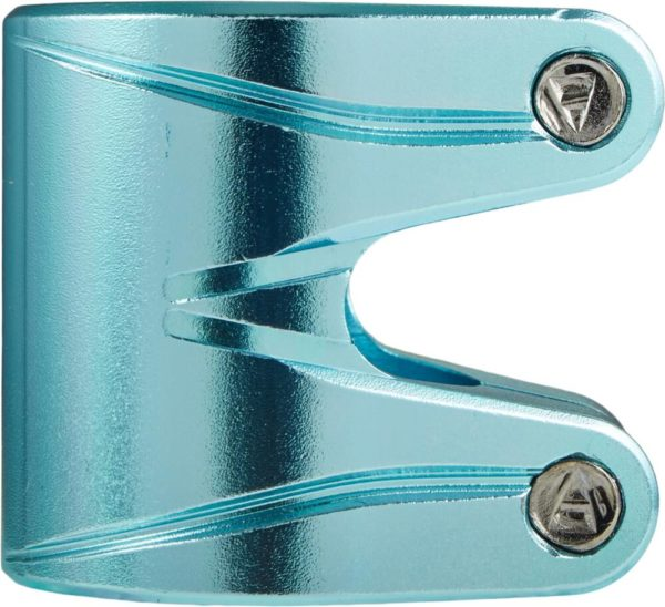 Зажим Striker Essence Double V2 Pro Scooter Clamp (Teal)-2