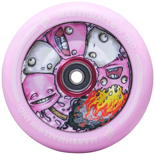 Колеса Chubby Melocore Pro Scooter Wheel (110mm Marshmallow)