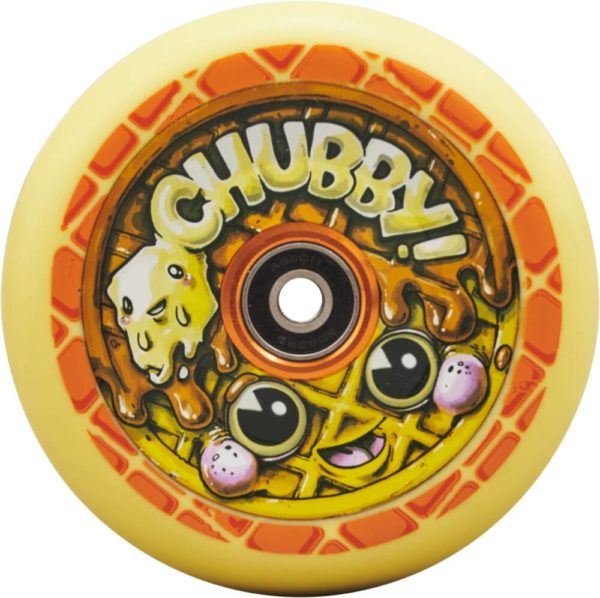 Колеса Chubby Melocore Pro Scooter Wheel (110mm Waffle)