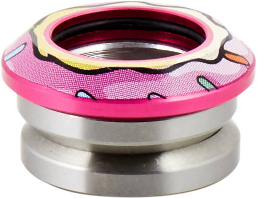 Рулевая Chubby Wheels Co Donut Headset (Pink)