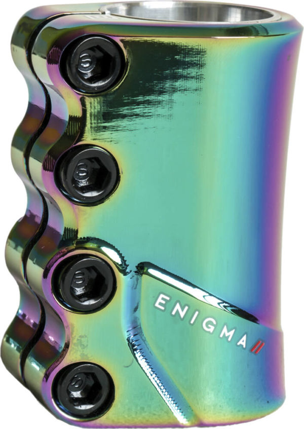 Drone Enigma II SCS Pro Scooter Clamp (Neochrome)