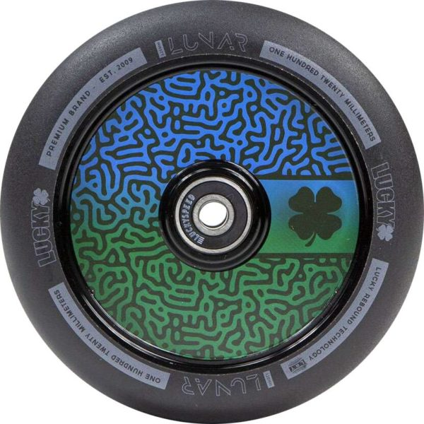 Колеса Lucky Lunar 110mm Pro Scooter Wheel (110mm, Maze)