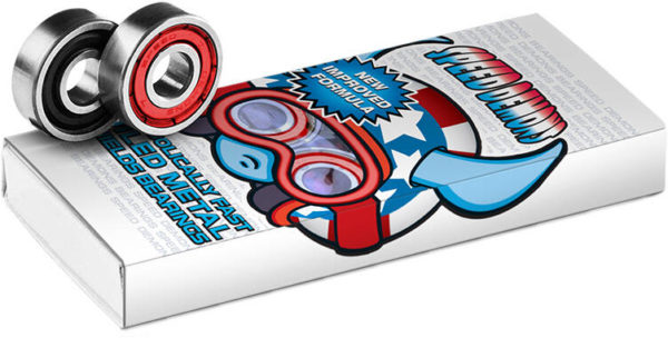 Подшипники Speed Demons Bearings 8-Pack (Stars)