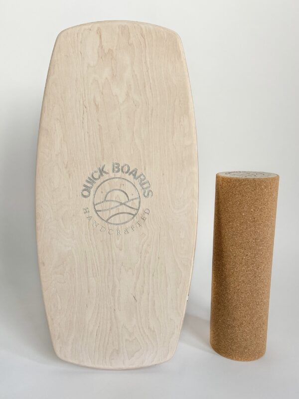 Балансборд QuickBoards Wood White